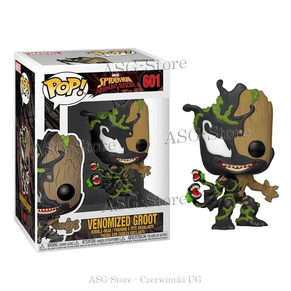Funko Pop Marvel 601 Venomized Groot
