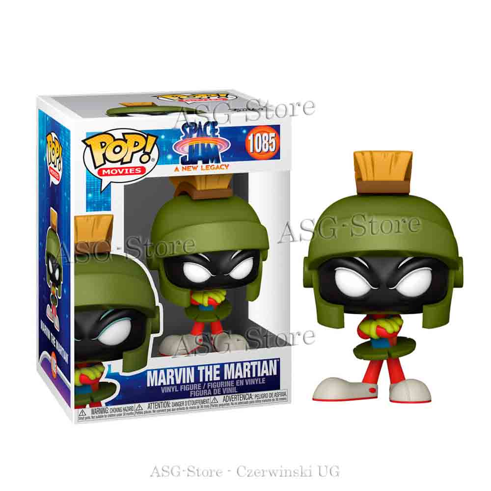 Funko Pop Movies 1085 Space Jam 2 Marvin the Martian