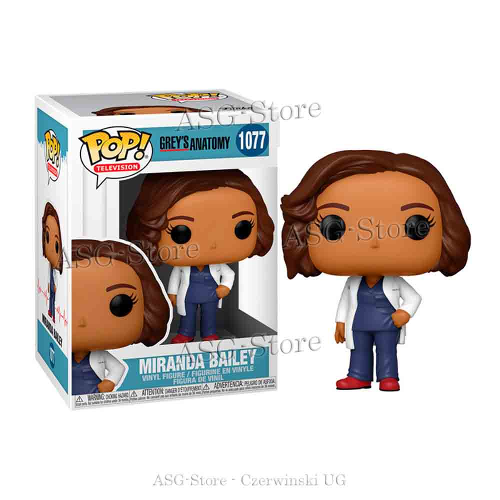 Funko Pop Television 1077 Grey´s Anatomy Miranda Bailey