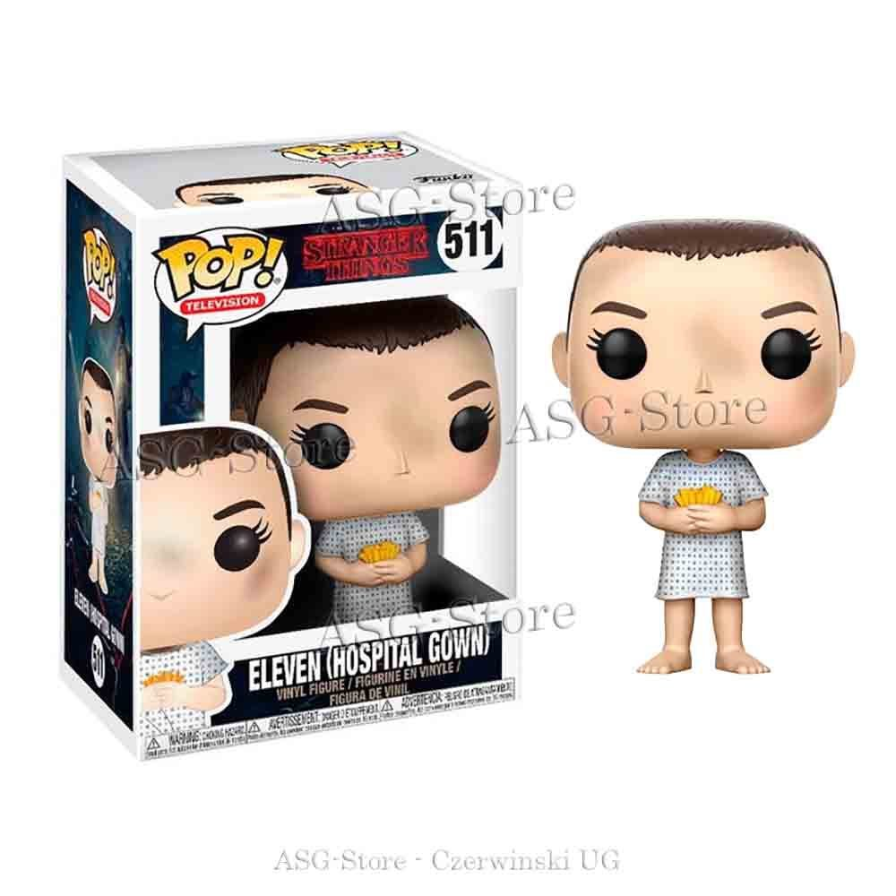 Funko Pop Television 511 Stranger Things Eleven Hospital gown