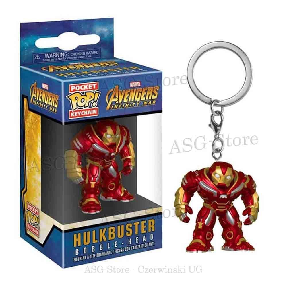 Funko Pocket Pop Keychain Marvel Avengers Hulkbuster
