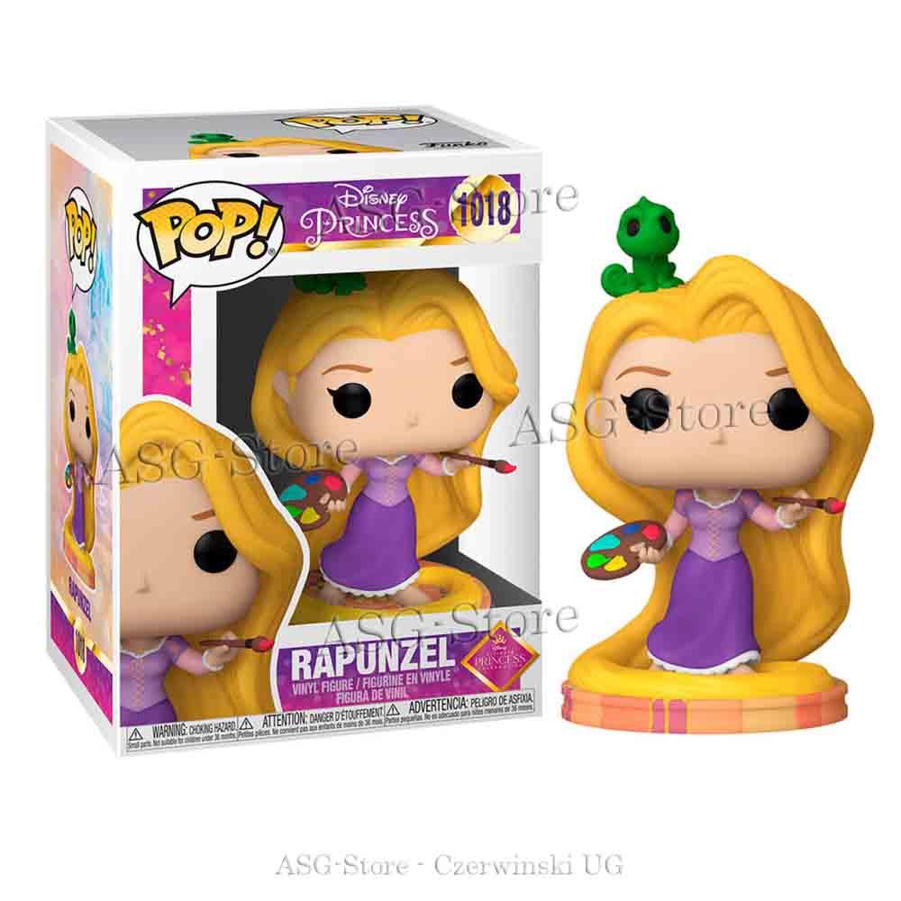 Funko Pop Disney 1018 Ultimate Princess Rapunzel
