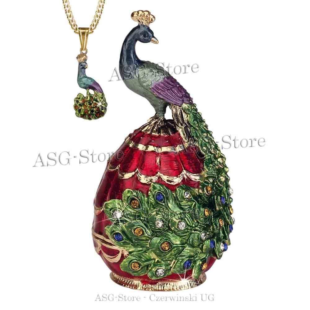 """Secrets"" from Hidden Treasures Peacock / Pfau"