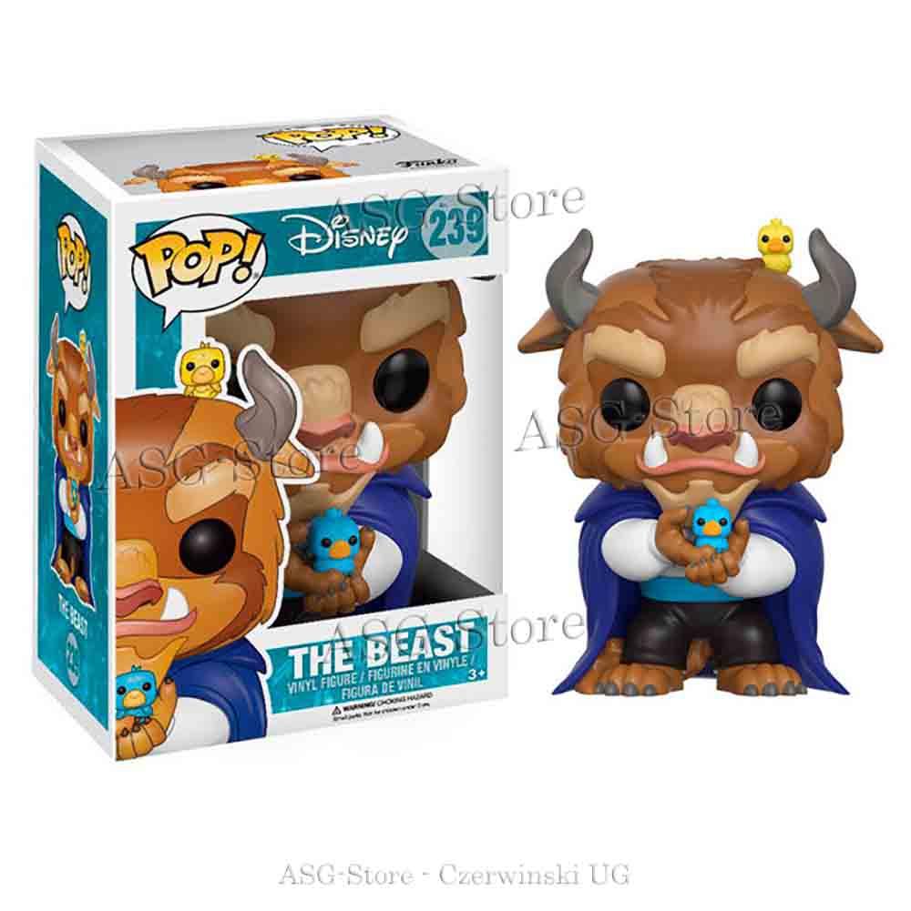 Funko Pop Disney 239 The Beast