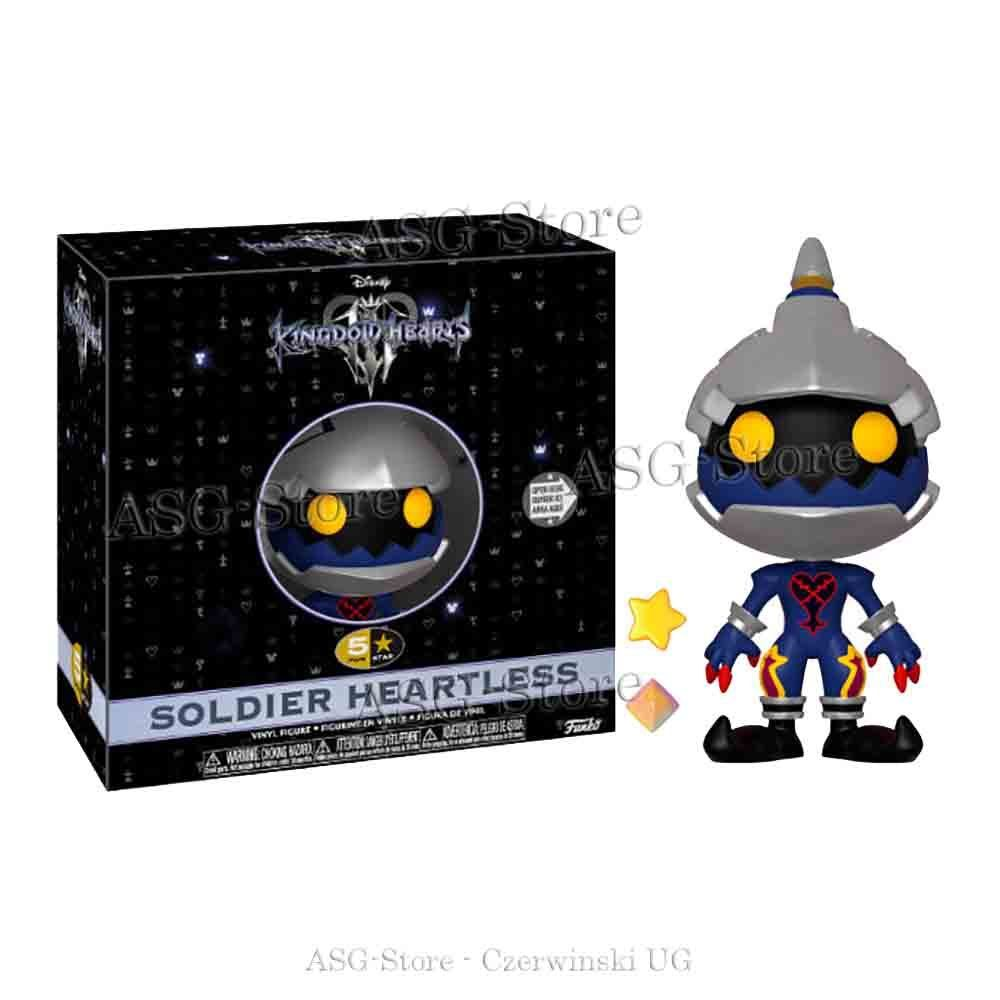 Funko 5 Star Figur Kingdom Hearts Star Soldier