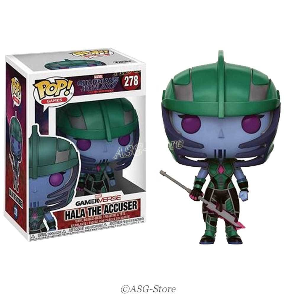 Funko Pop Games 278 Guardians of the Galaxy Hala the Accuser
