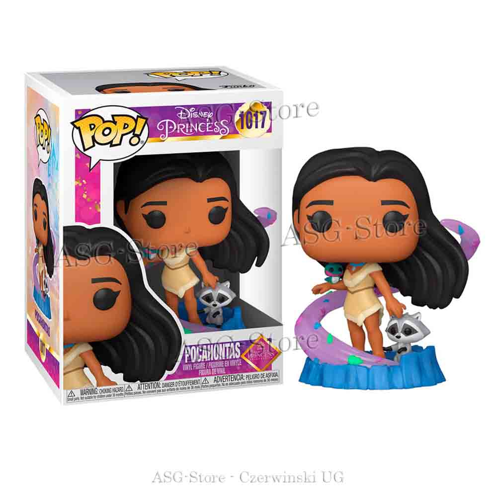 Funko Pop Disney 1017 Ultimate Princess Pocahontas