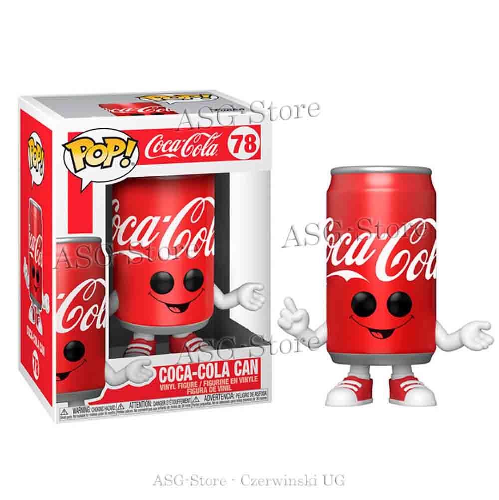 Funko Pop Ad Icons 78 Coca-Cola-Can