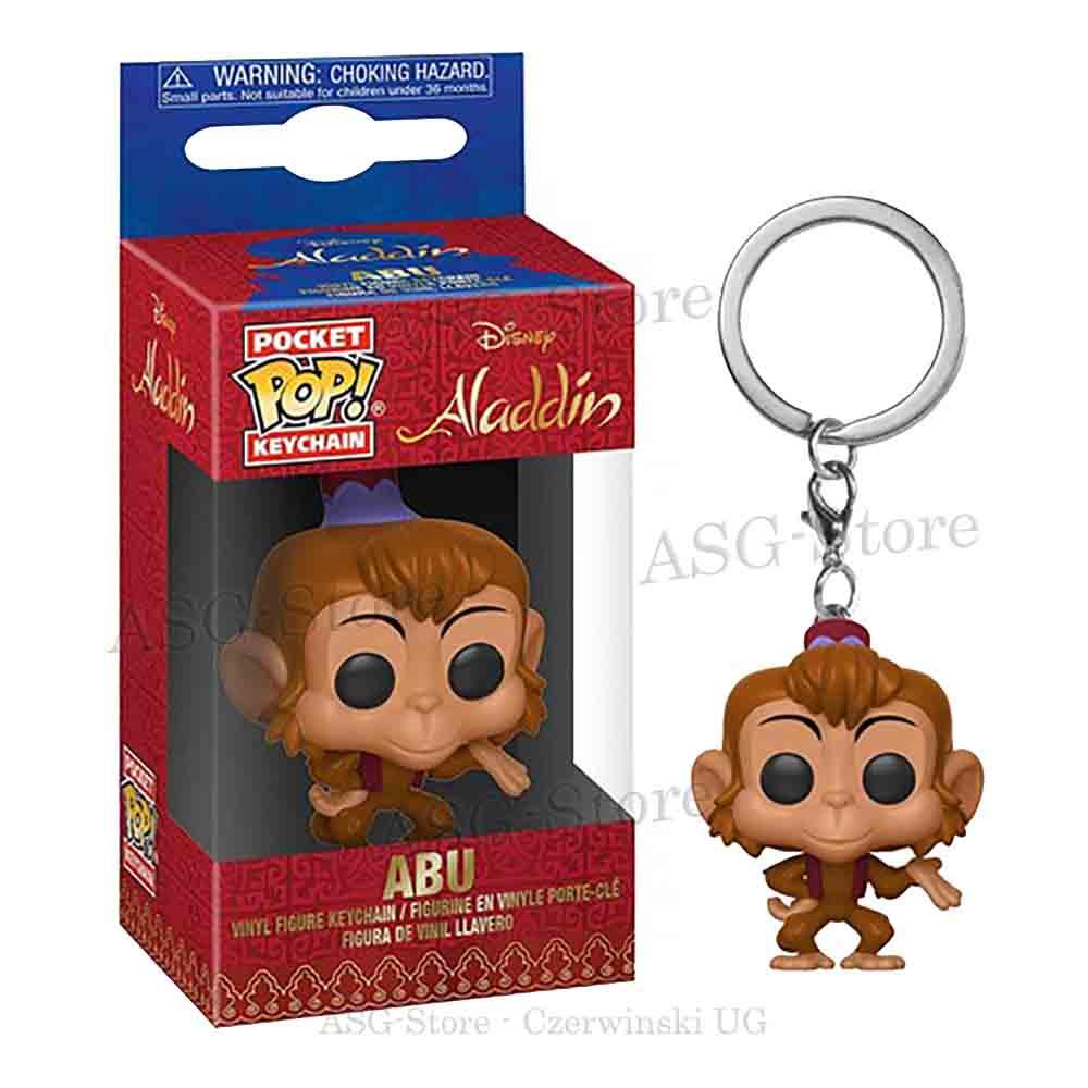 Funko Pocket Pop Keychain Disney Aladdin Abu