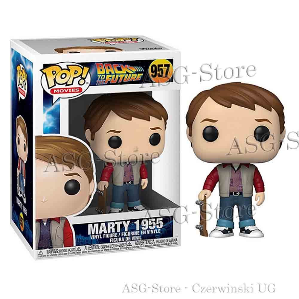 Funko Pop Movies 957 Back to the Future Marty 1955