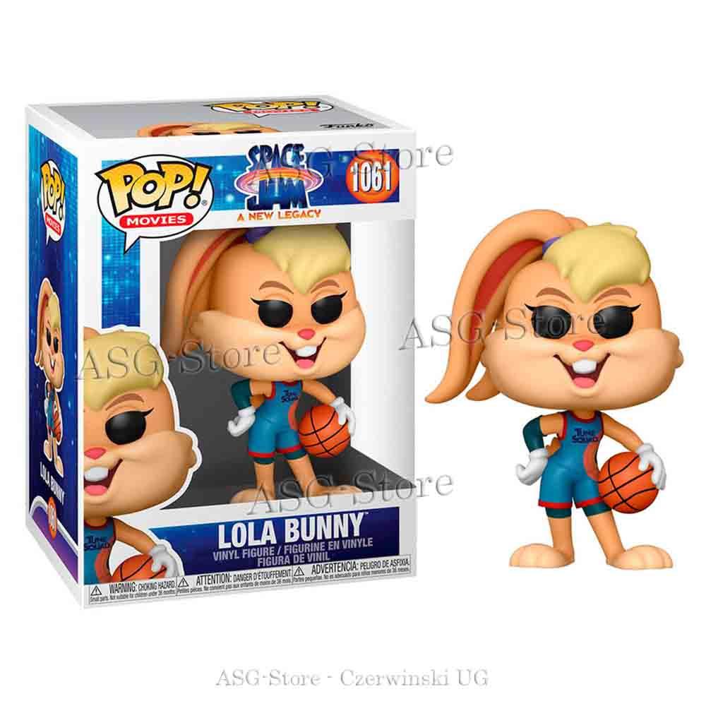 Funko Pop movies 1062 Space Jam 2 Lola Bunny