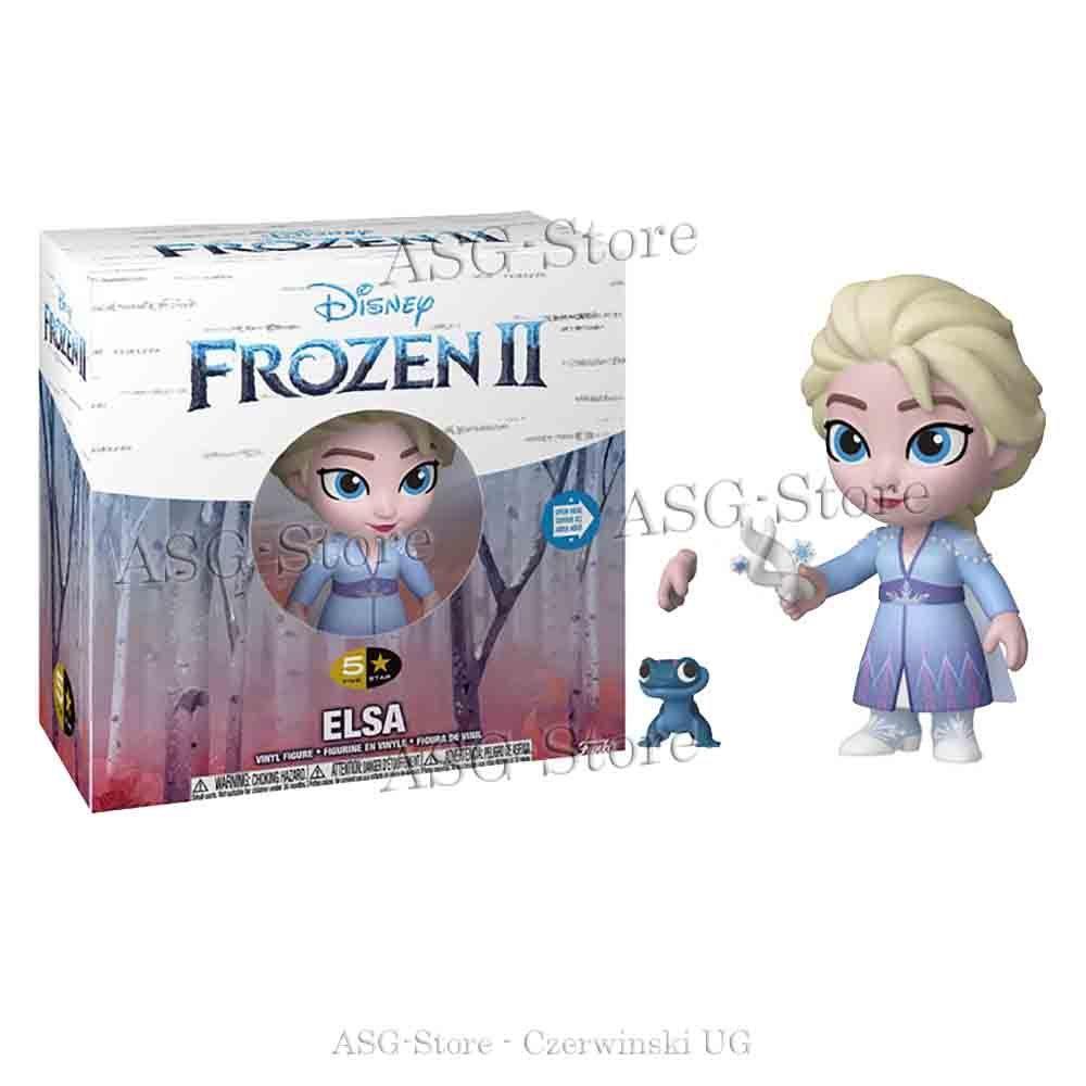 Funko 5 Star Figur Disney Frozen Elsa