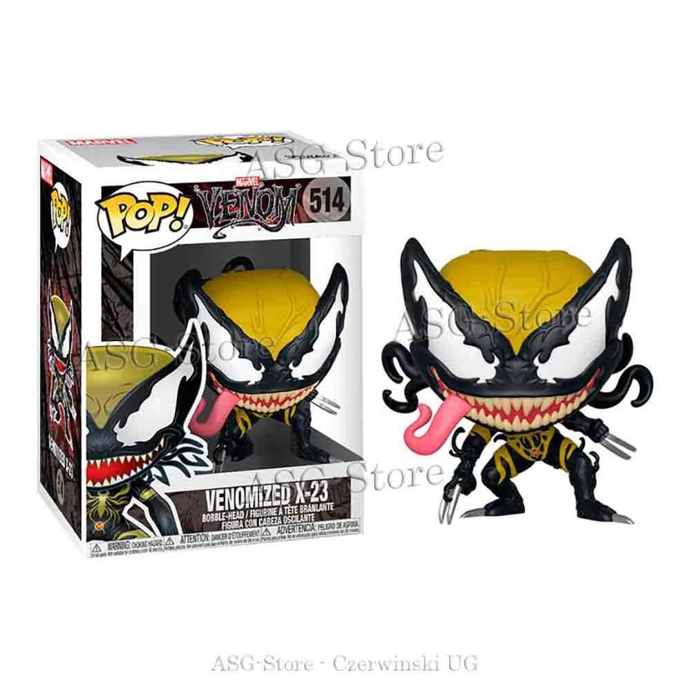 Funko Pop Marvel 514 Venom Venomized X-23