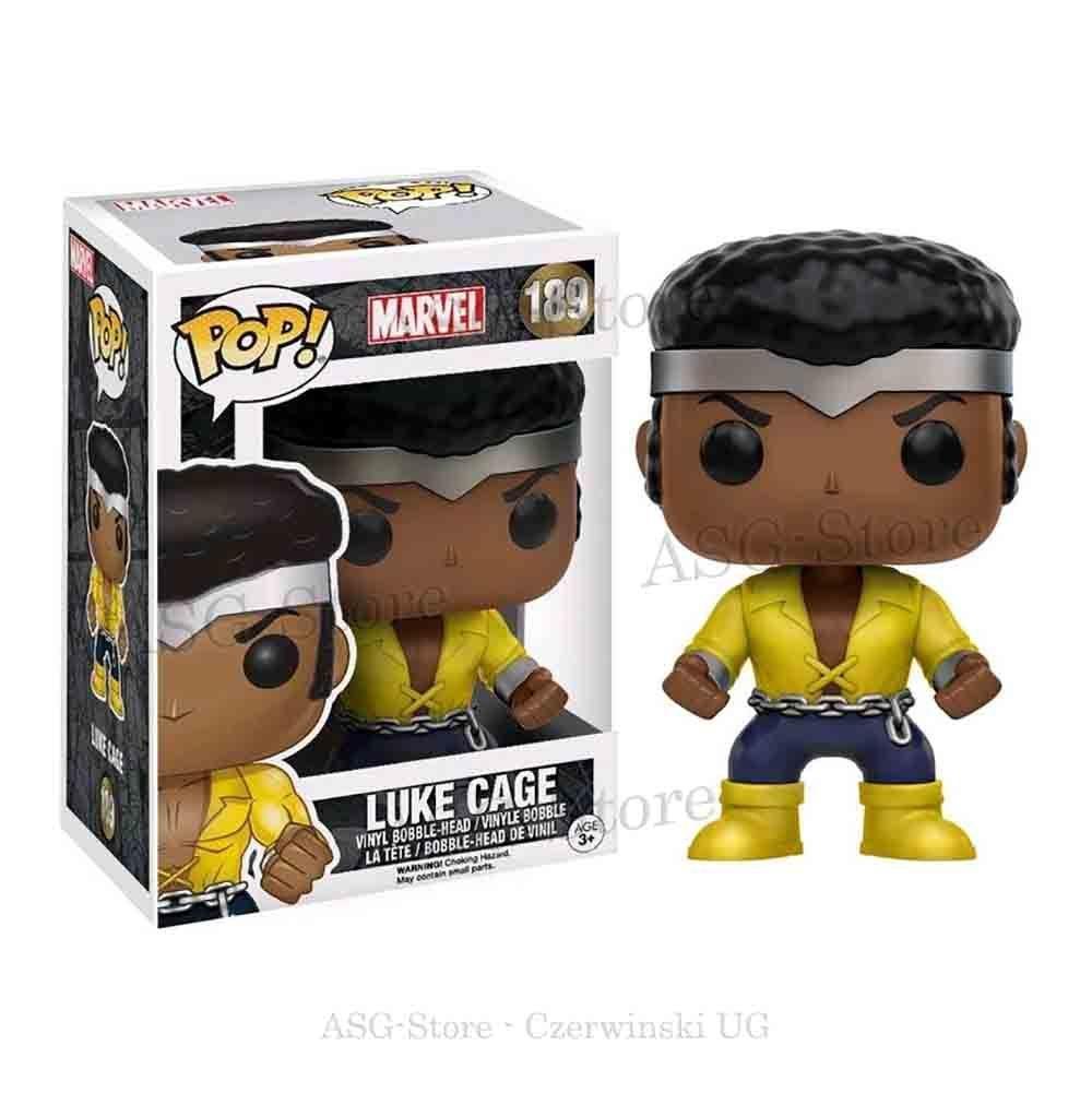 Funko Pop Marvel 189  Luke Cage
