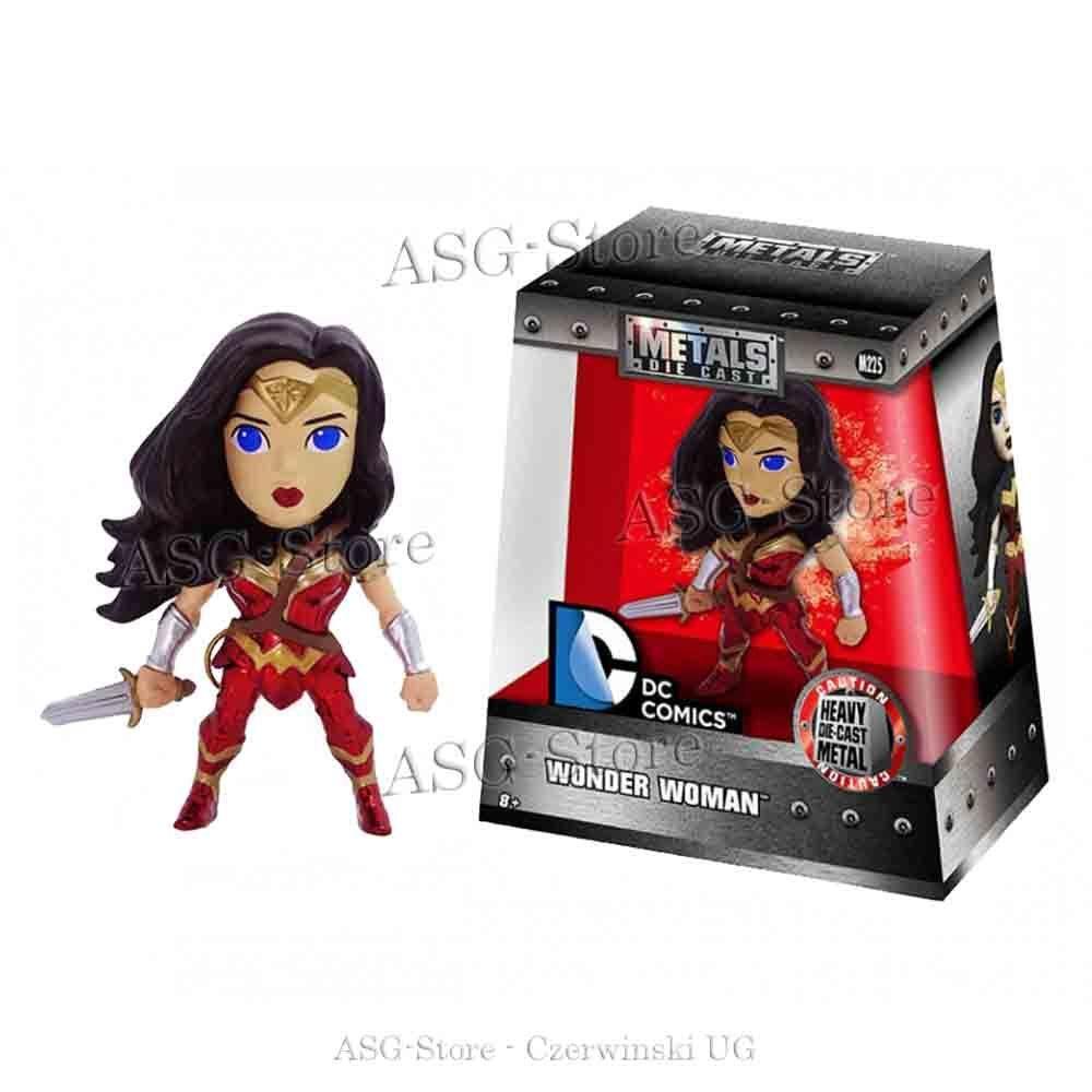 DC Comic Wonder Woman von Metals Die-Cast M225