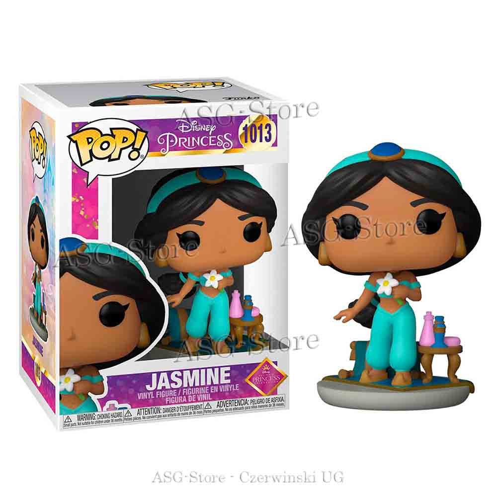 Funko Pop Disney 1013 Princess Jasmine
