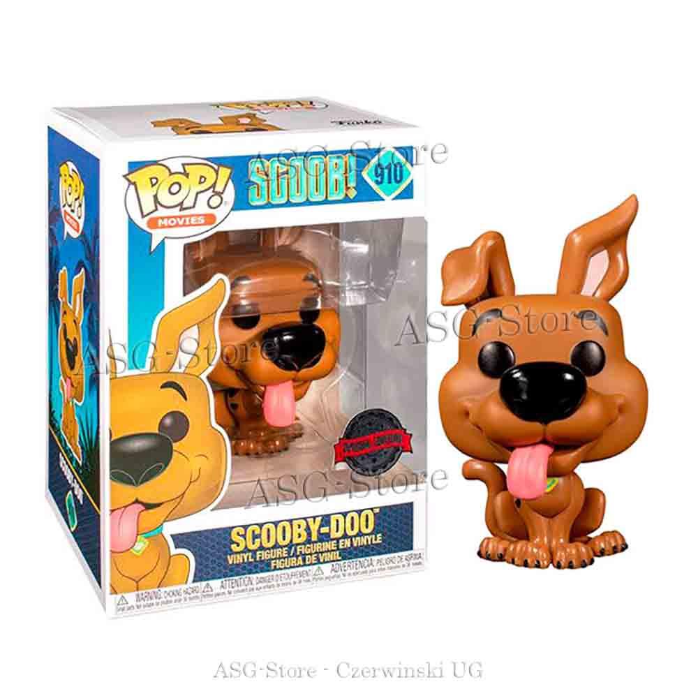 Funko Pop Movies 910 Scoob! Scooby-Doo Special Edition