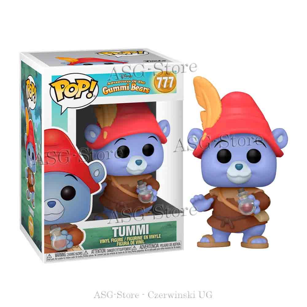 Funko Pop Disney 777 Gummibärenbande Tummi