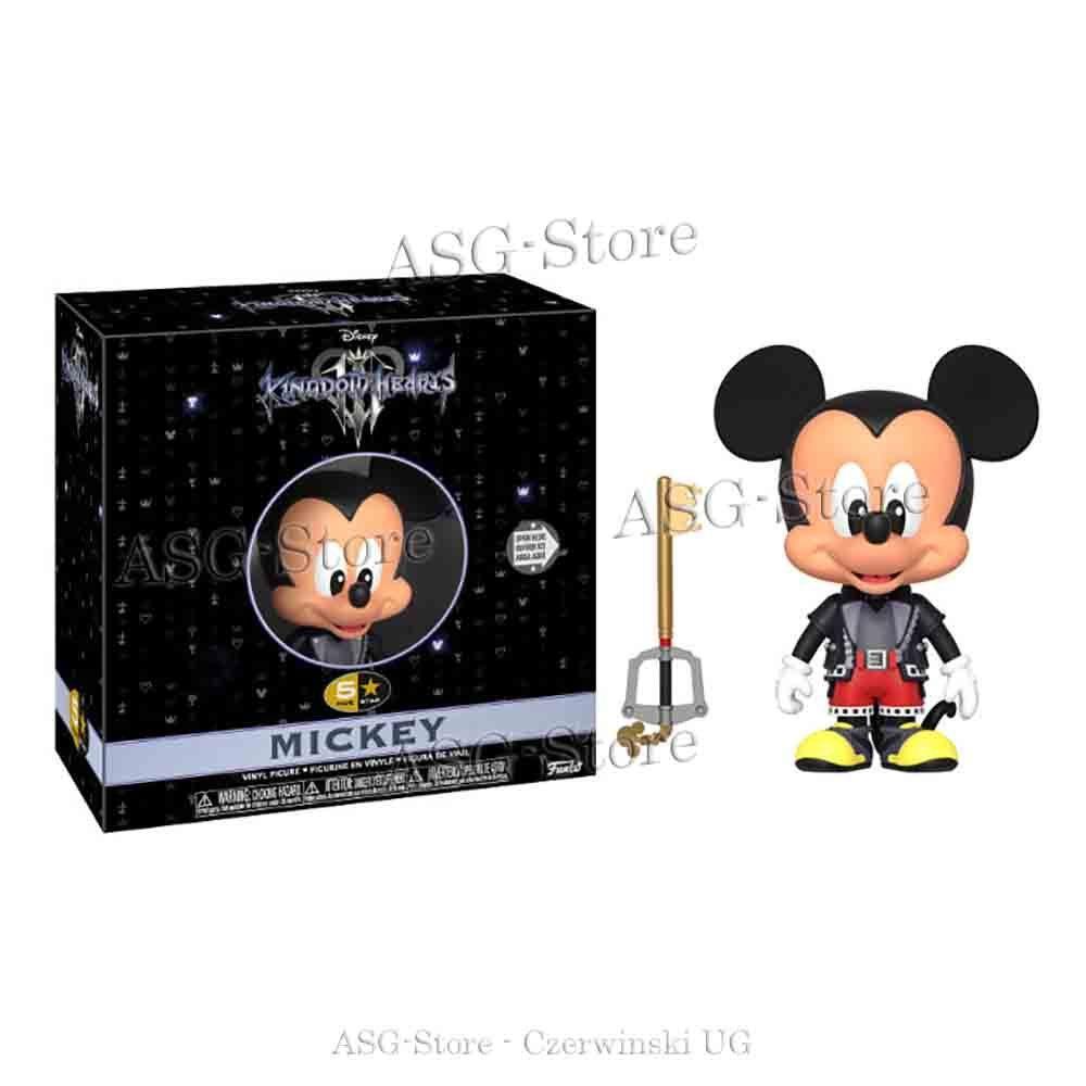 Funko 5 Star Figur Kingdom Hearts Mickey