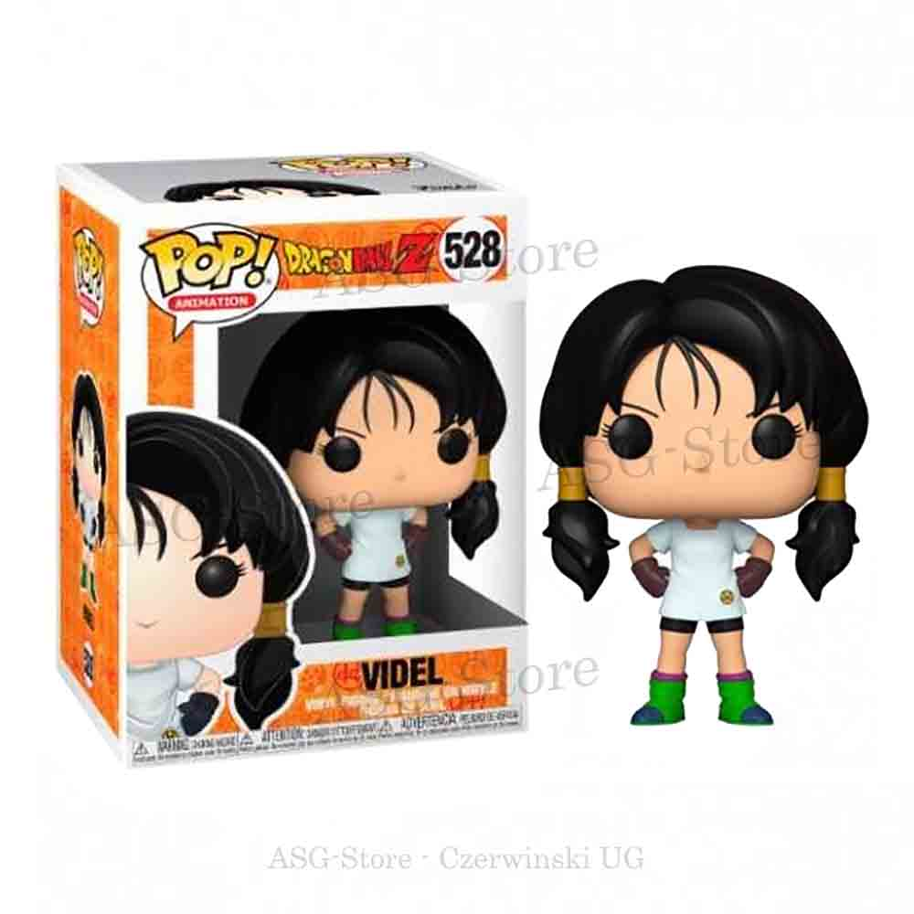 Funko Pop Animation 528 Dragonball Z Videl