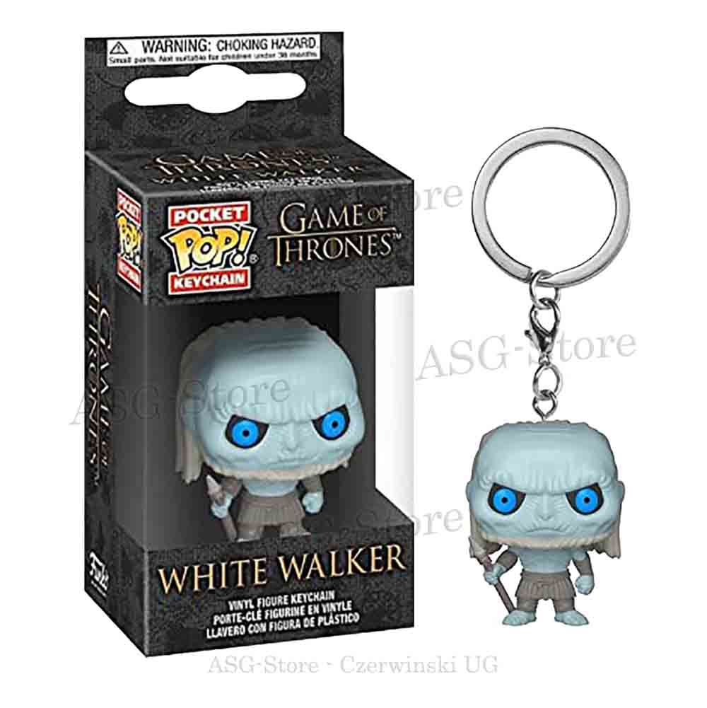 Funko Pocket Pop Keychain Game of Thrones White Walker