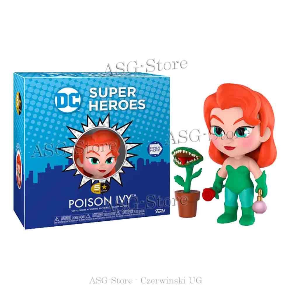 Funko 5 Star Figur DC Poison Ivy