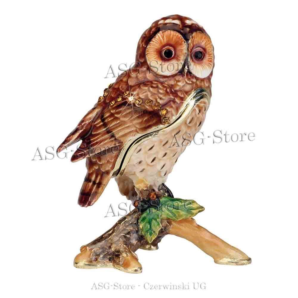 """Secrets"" from Hidden Treasures Tawny Owl / Waldkauz"