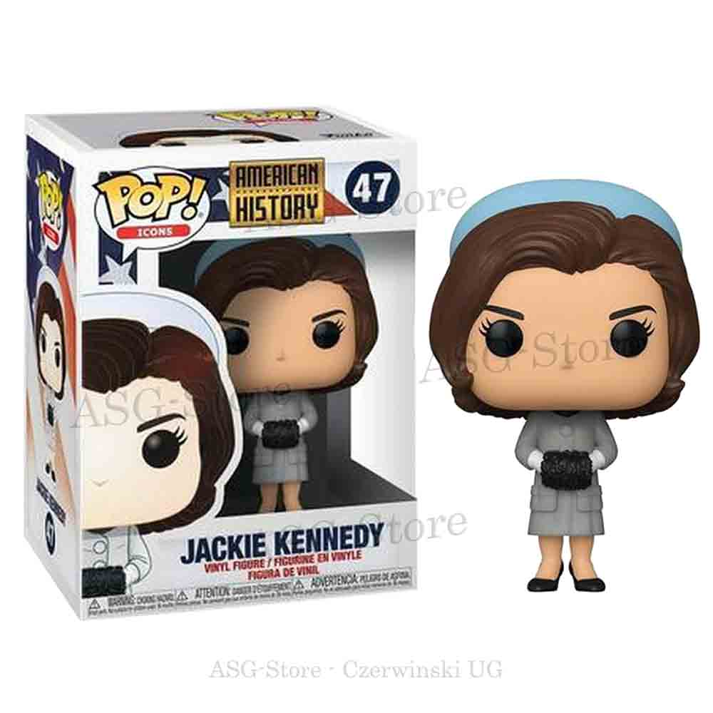 Funko Pop Icons 47 American History Jackie Kennedy