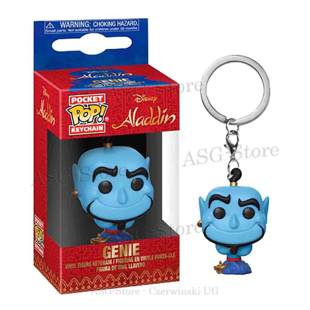 Funko Pocket Pop Keychain Disney Aladdin Genie