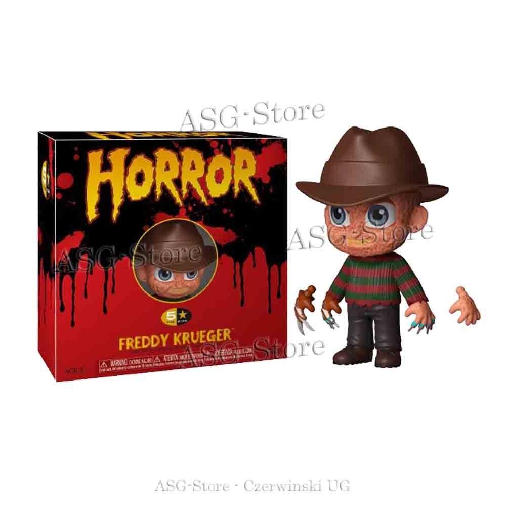 Funko 5 Star Figur Horror Freddy Krueger