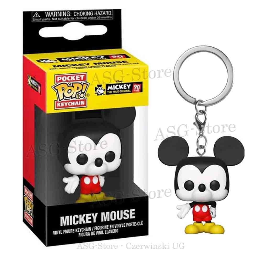 Funko Pocket Pop Keychains Mickey Mouse