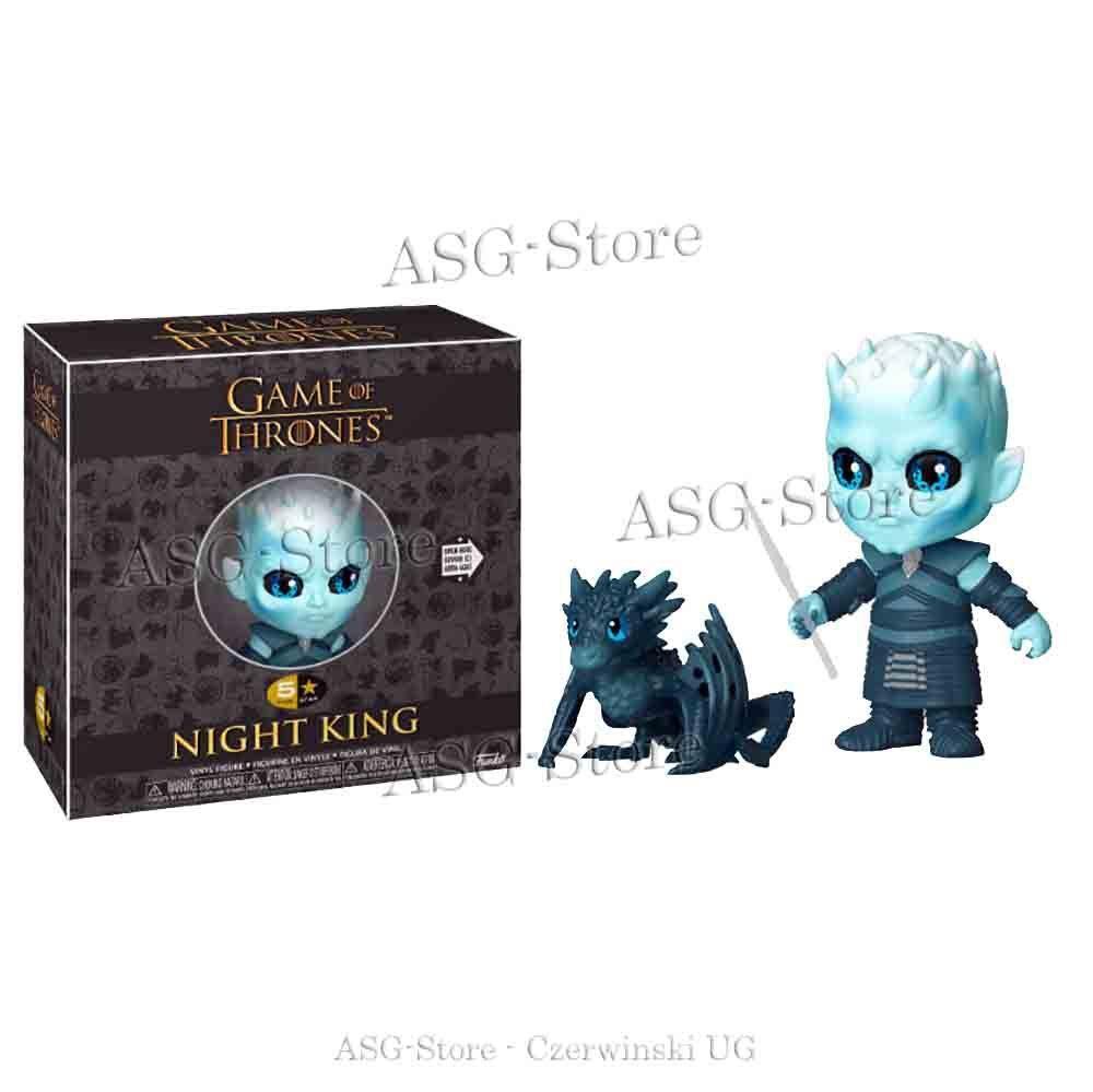 Funko 5 Star Figur Game of Thrones Night King