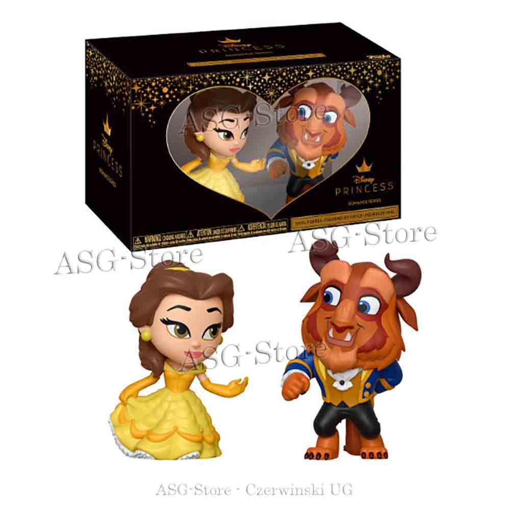 Funko Disney Princess Romance Series Belle & Beast