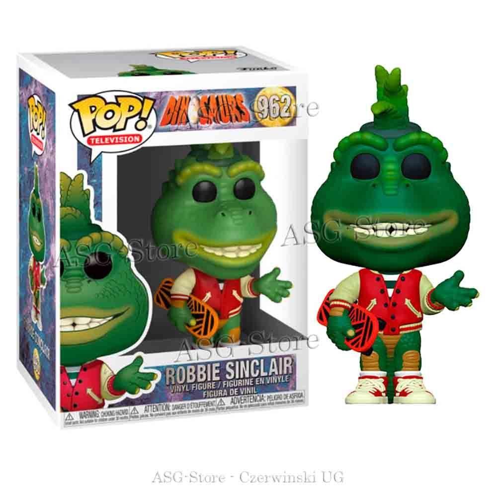 Funko Pop Television 962 Die Dinos Robbie Sinclar